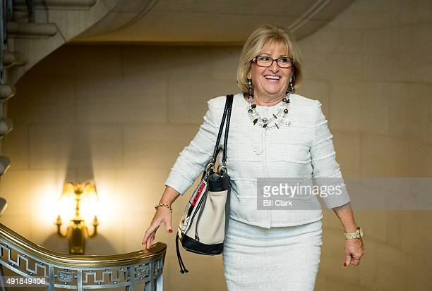 Rep Diane Black RTenn arrives in the Longworth House Office Building for the House Republicans' election to nominate the next Speaker of the House on...