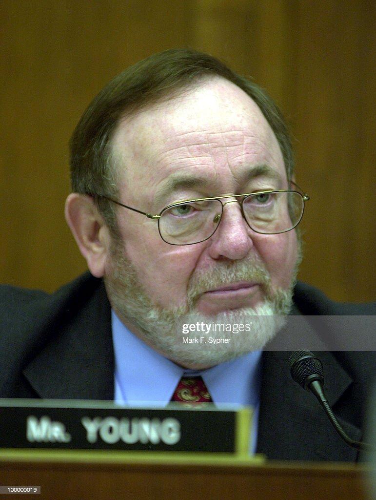 Rep. Don Young (R-AK).