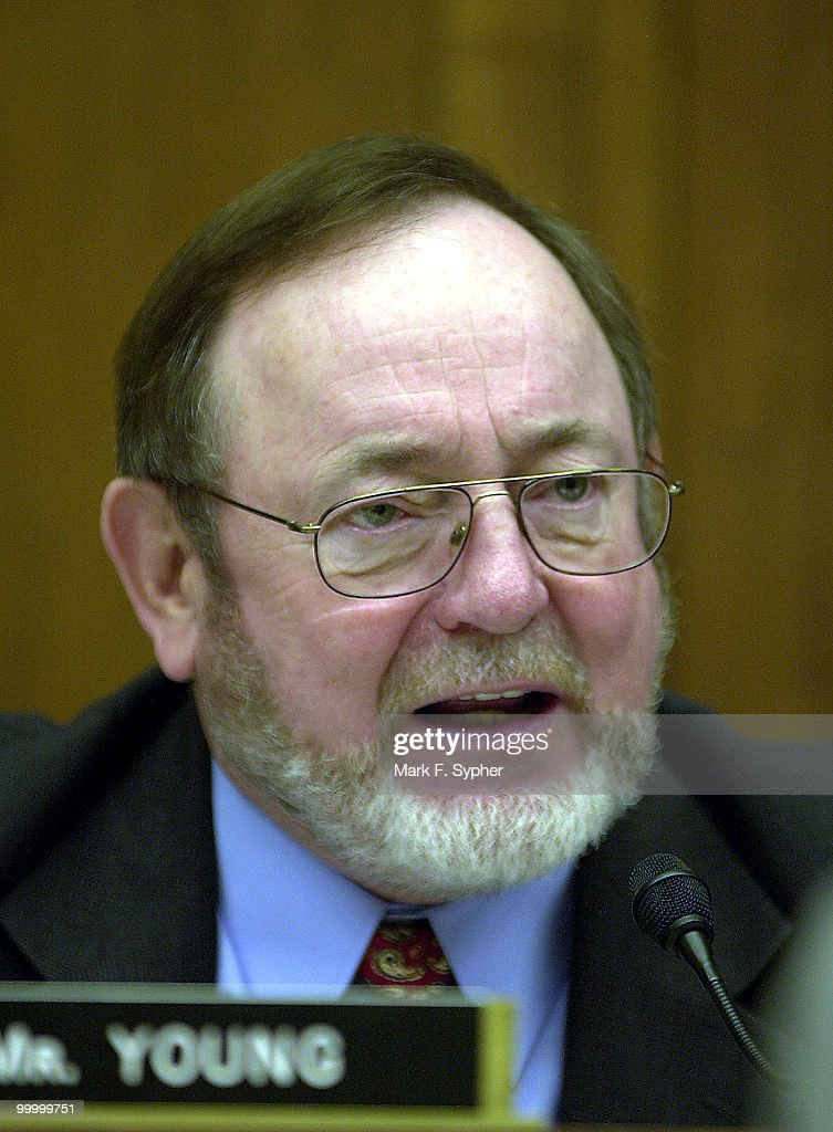 Don Young : News Photo