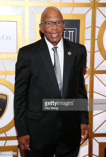 Rep Elijah Cumming attends the Harvard Business School Club's 3rd Annual Leadership Gala Dinner at the Four Seasons Hotel on June 13 2018 in...
