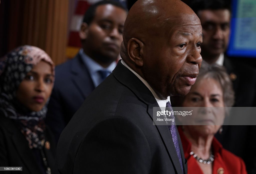 Congressional Democrats Announce Legislation To  Lower Prescription Drug Prices : News Photo