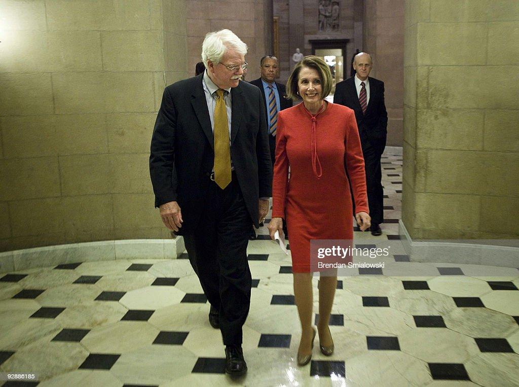 House Lawmakers Work Towards Vote On Health Care Legislation