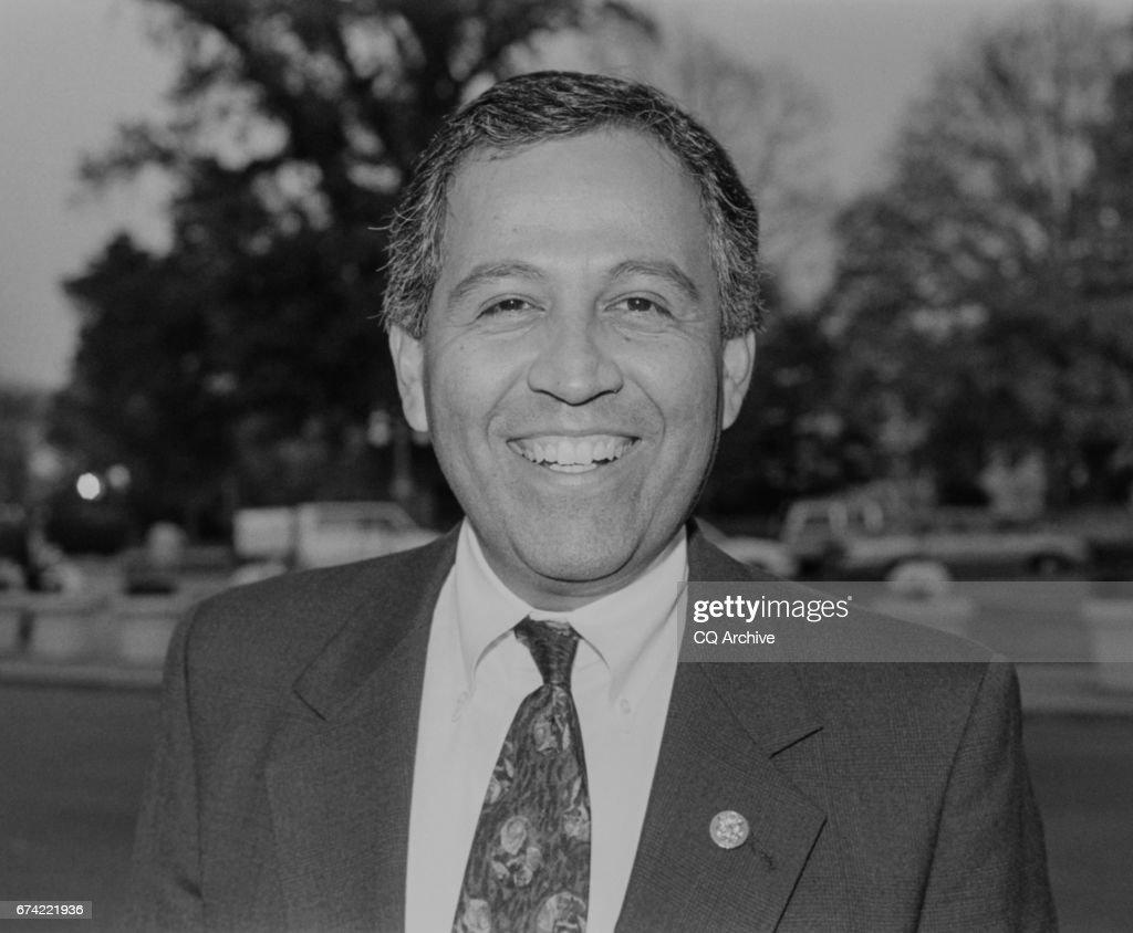 Rep  Henry Bonilla, R-Tex , on Nov  15, 1993  News Photo