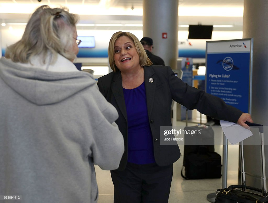 Florida GOP Rep. Ileana Ros-Lehtinen Denounces Trump Immigration Orders