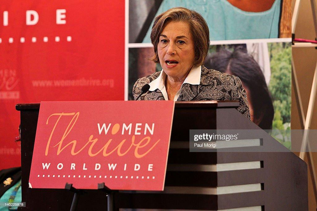 Women Thrive Worldwide 4th Annual International Women's Day Breakfast