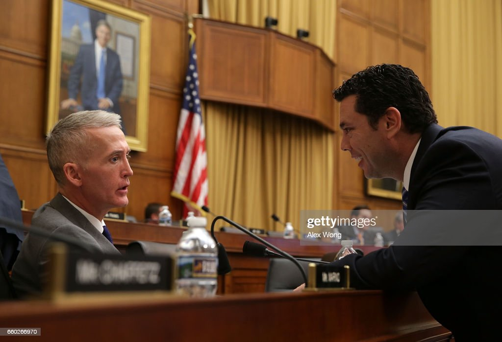 House Cmte Marks Up Bill Requesting TrumpTo Release Russia Communications : News Photo