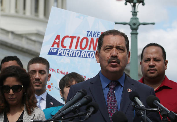 DC: Lawmakers Hold Press Conference To Urge Action On Puerto Rico Recovery