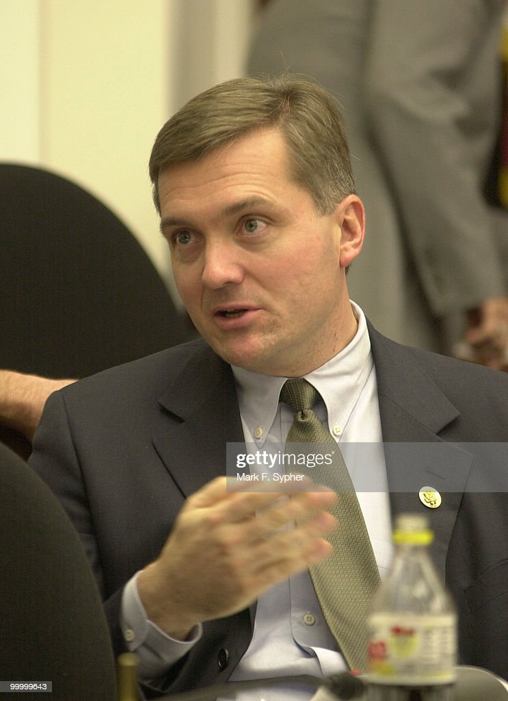 Rep. Jim Matheson : News Photo