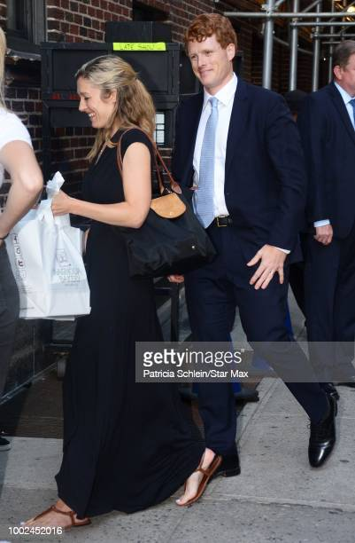 Rep Joe Kennedy III is seen on July 19 2018 in New York City
