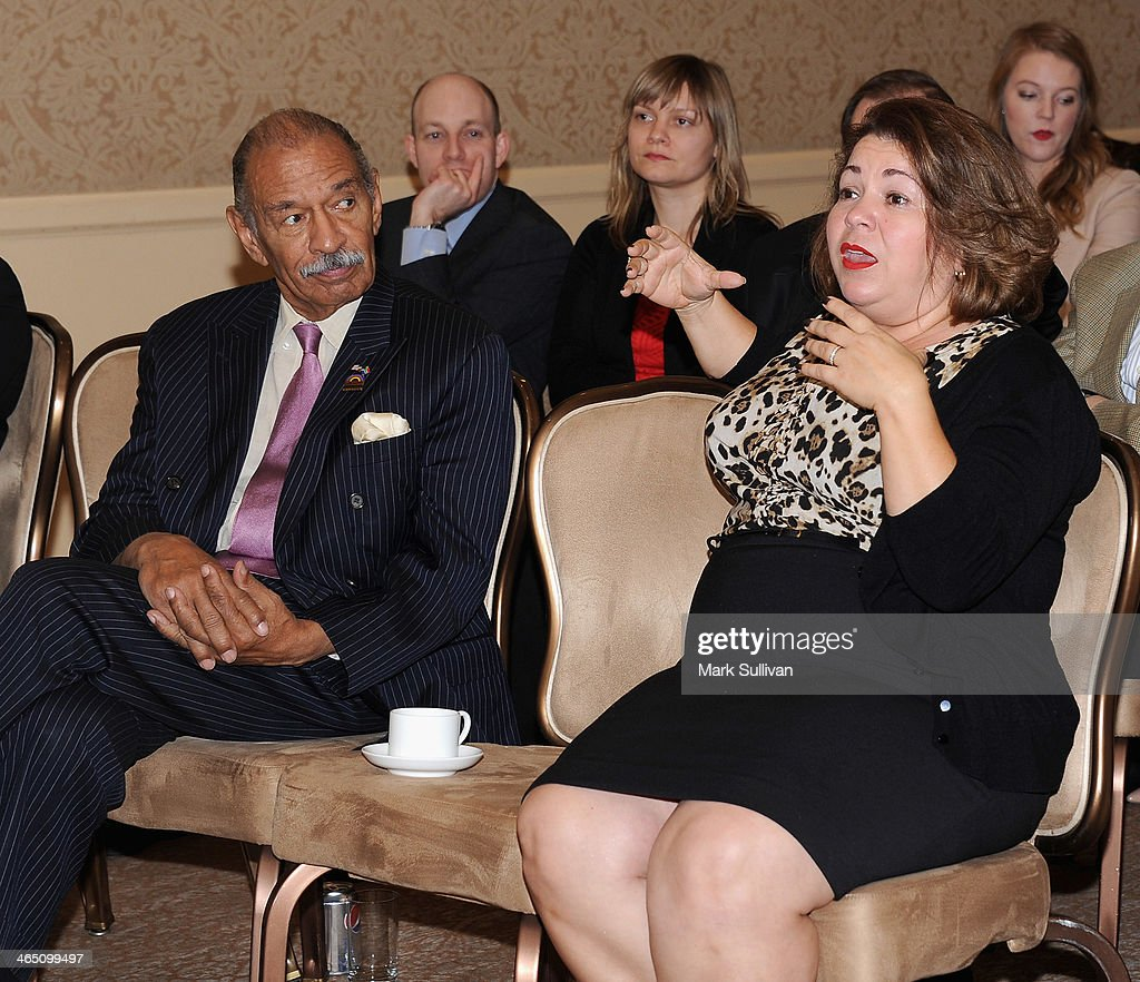56th GRAMMY Awards - Congressional Briefing