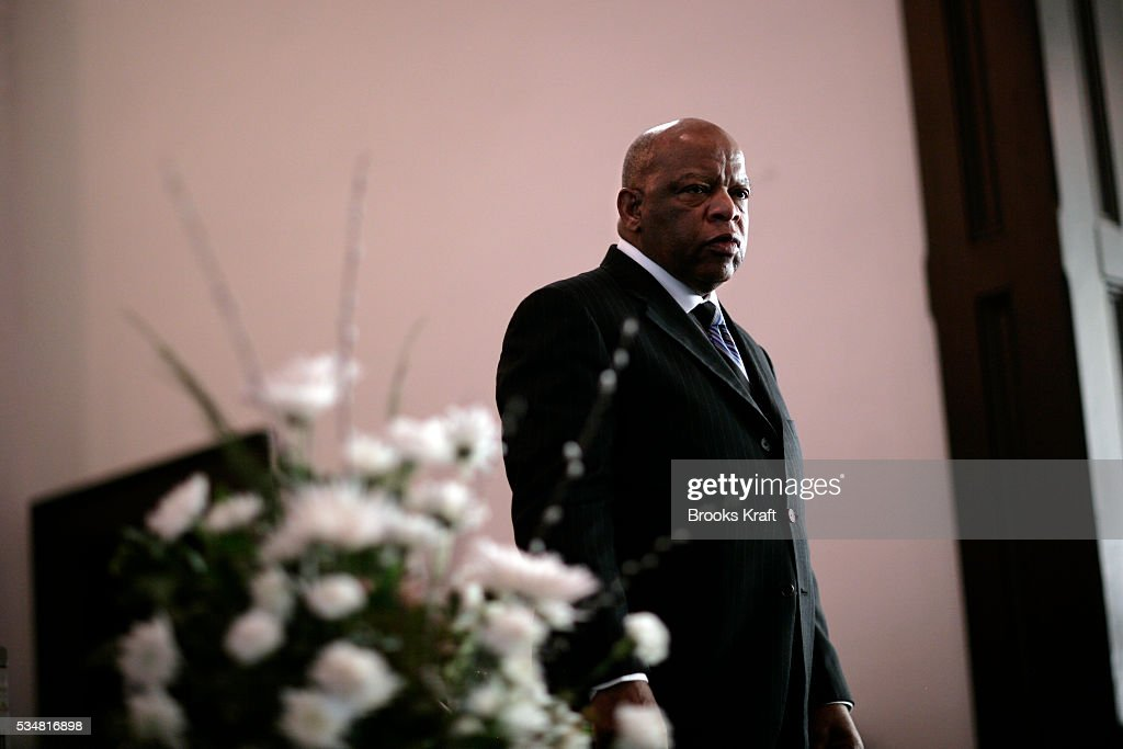USA - 2008 Elections - Alabama - Presidential Candidates in Selma : News Photo