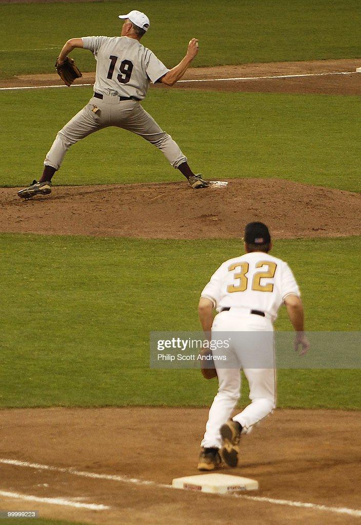 Congressional Baseball Game : News Photo
