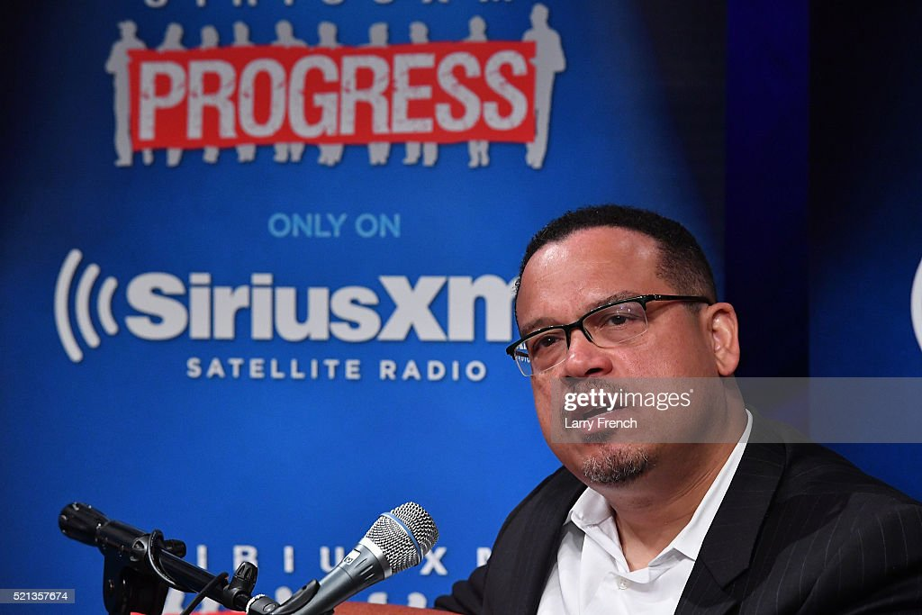 Congressional Progressive Caucus: Rep. Raul Grijalva, Rep. Keith Ellison And Rep. Mark Pocan Attend A SiriusXM Town Hall