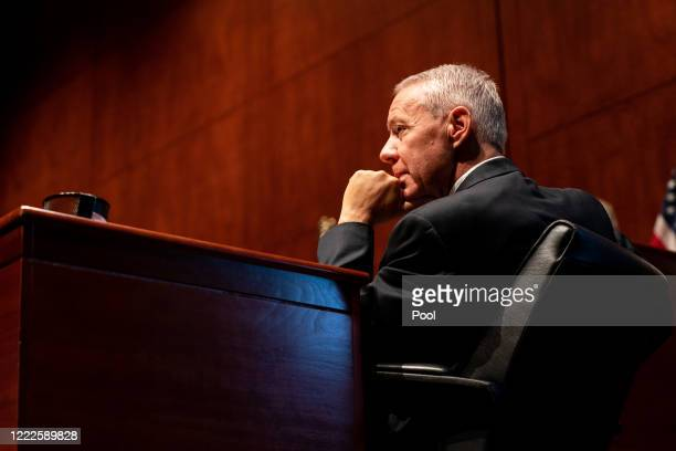 S Rep Ken Buck attends a hearing of the House Judiciary Committee on June 24 2020 in Washington DC Democrats are highlighting what they say is the...