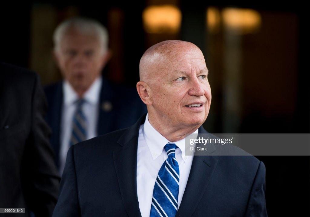 Rep. Kevin Brady... : News Photo