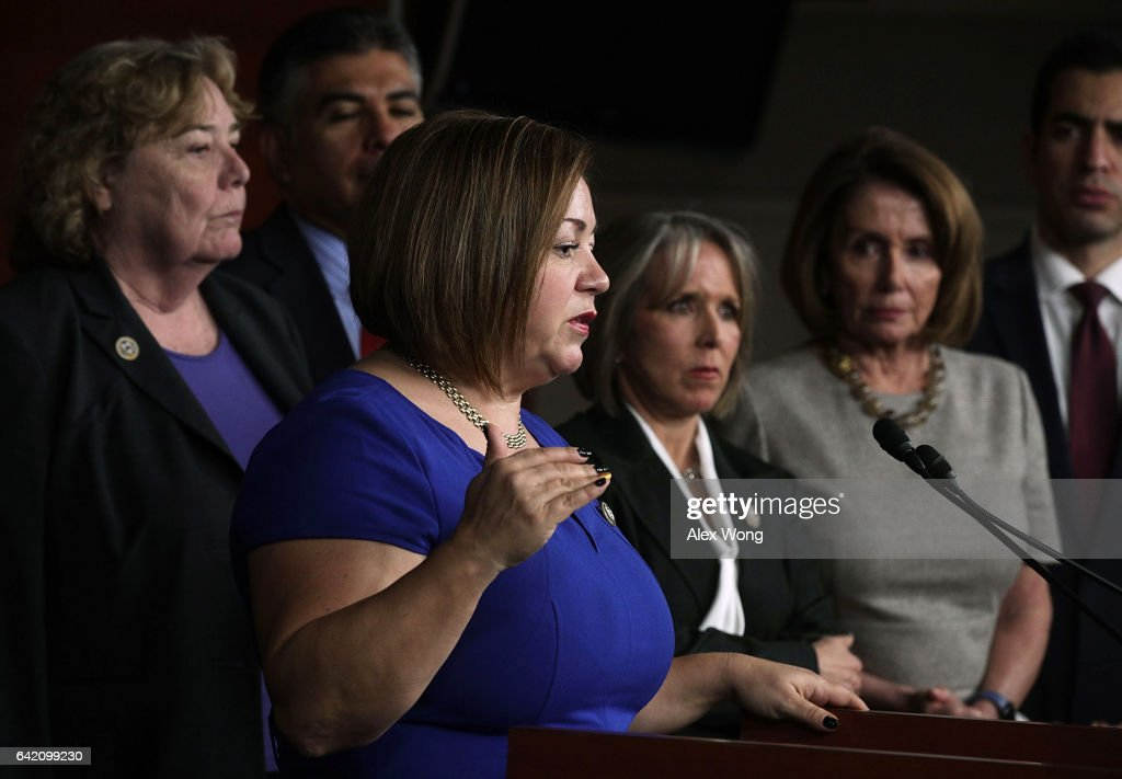Pelosi, House Democrats Hold Press Conference After Meeting With ICE Director