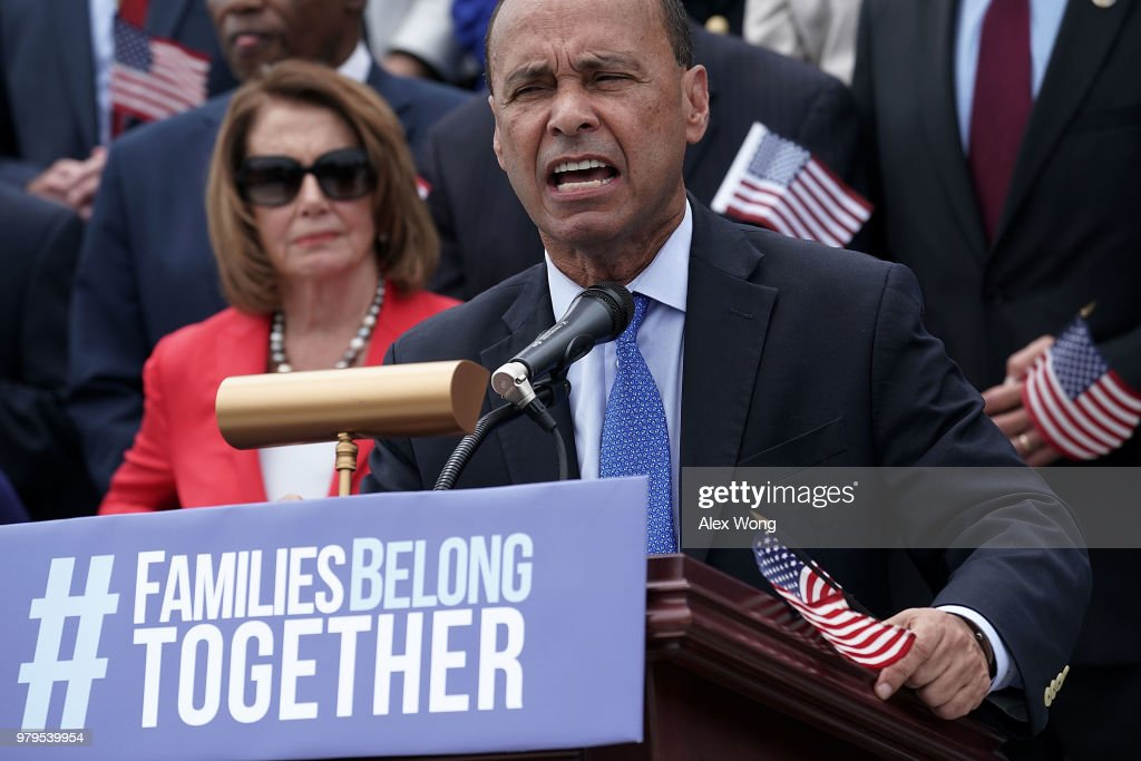 "House Democratic Leader Pelosi And House  Dems Hold News Conference On ""The Keep Families Together Act"""