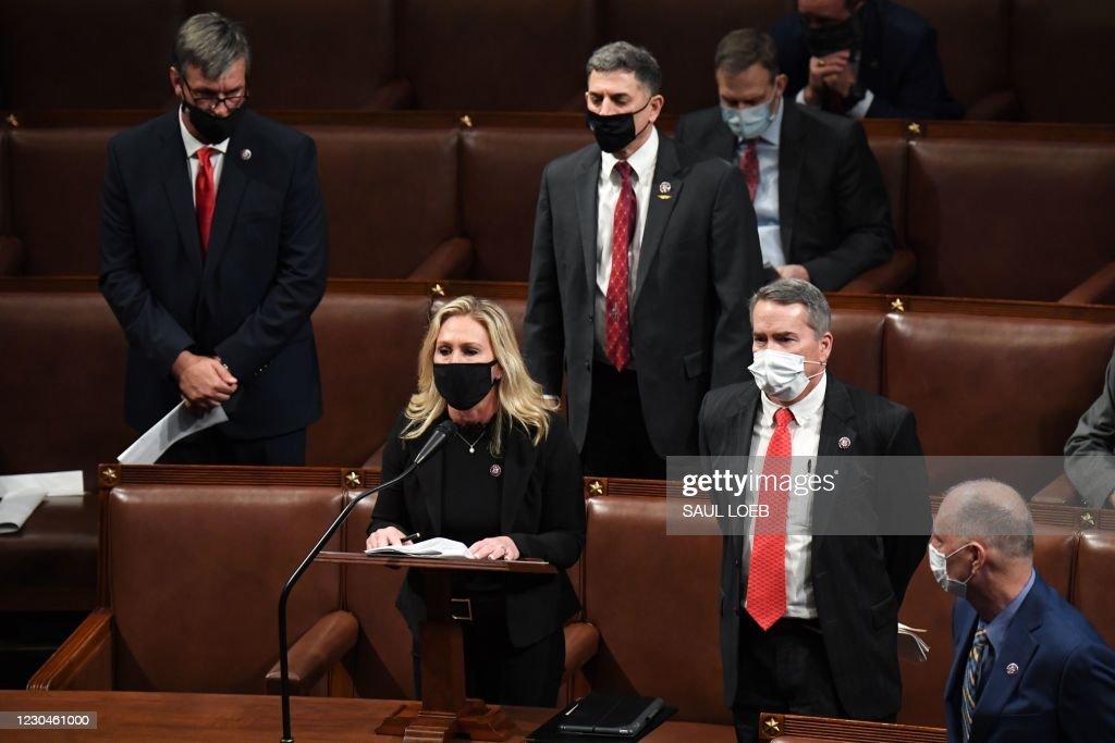 US-VOTE-POLITICS : News Photo