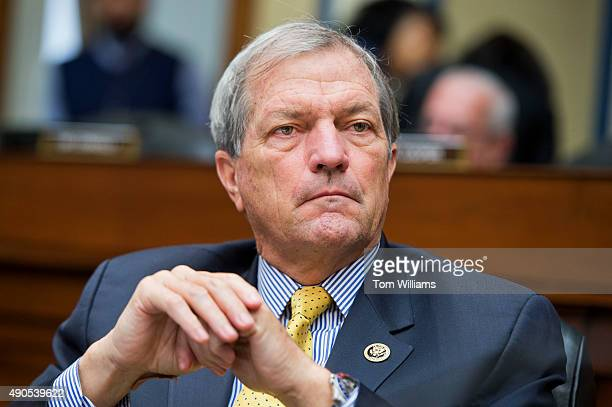 Rep Mark DeSaulnier DCalif attends a House Oversight and Government Reform Committee hearing in Rayburn Building on whether Planned Parenthood...