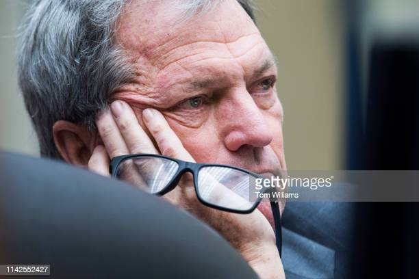 Rep Mark DeSaulnier DCalif attends a House Oversight and Reform Committee hearing in Rayburn Building titled The Trump Administration's Response to...