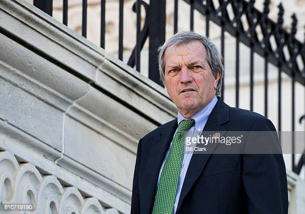 Rep Mark DeSaulnier DCalif walks down the House steps following a vote in the Capitol on Tuesday Sept 27 2016
