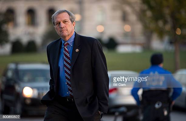 Rep Mark DeSaulnier DCalif walks up the House steps to the Capitol for a series of votes on Thursday Dec 10 2015