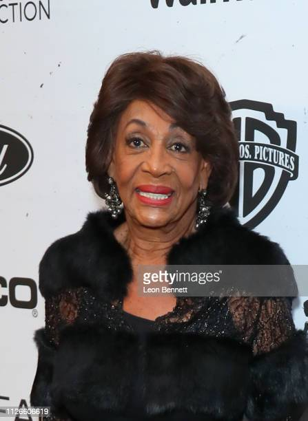 Rep Maxine Waters attends the 2019 Essence Black Women in Hollywood Awards Luncheon at Regent Beverly Wilshire Hotel on February 21 2019 in Los...