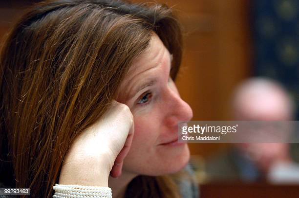 Rep Melissa Hart RPa at the House Judiciary Committee They met on PartialBirth Abortion with a full committee markup of HR760 the PartialBirth...