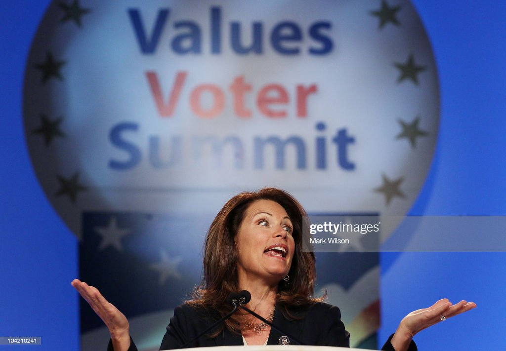 Fifth Annual Values Voter Summit Held In Washington, DC