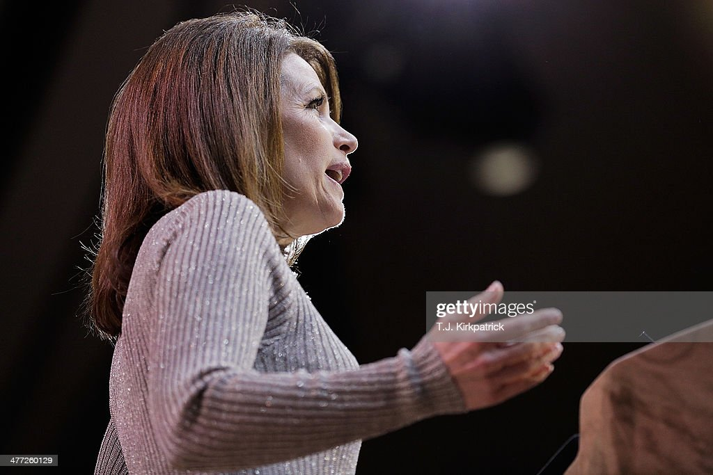 Annual Conservative Political Action Conference (CPAC) Held In D.C. : News Photo