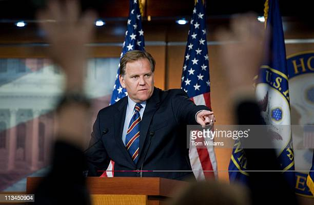 May 2: Rep. Mike Rogers, R-Mich., Chairman of the House Permanent Select Committee on Intelligence, conducts a news conference in the Capitol Visitor...
