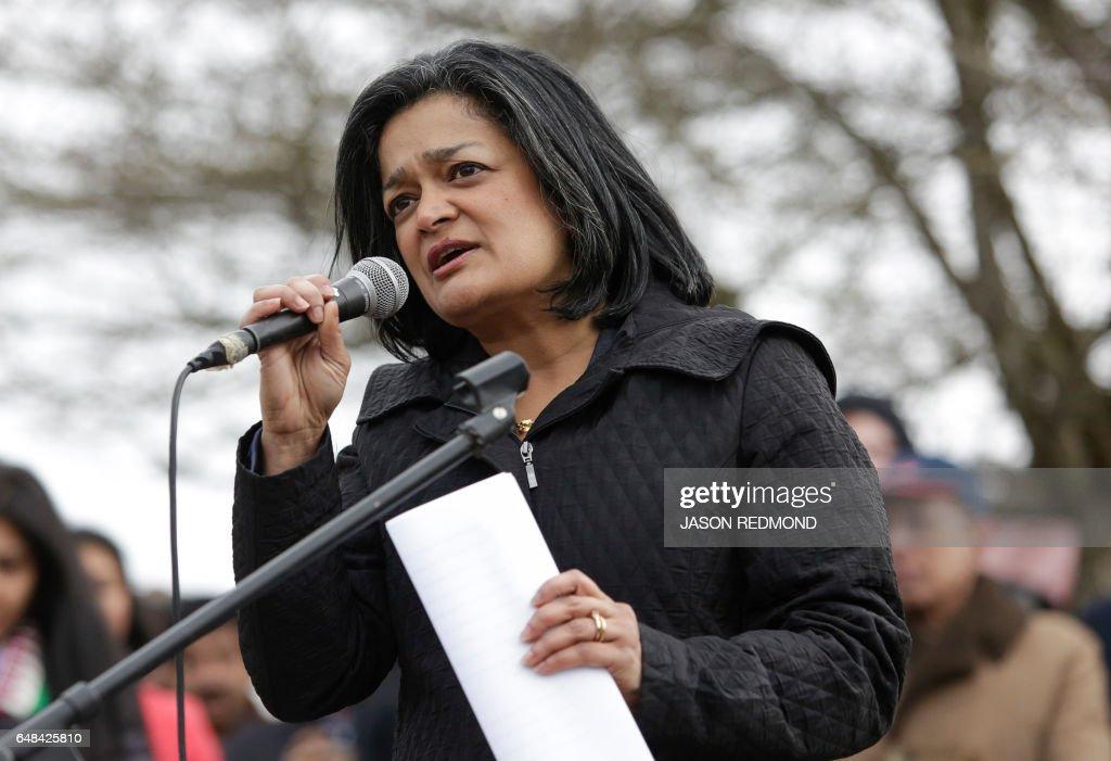 US-RACISM-SHOOTING-INDIA : News Photo
