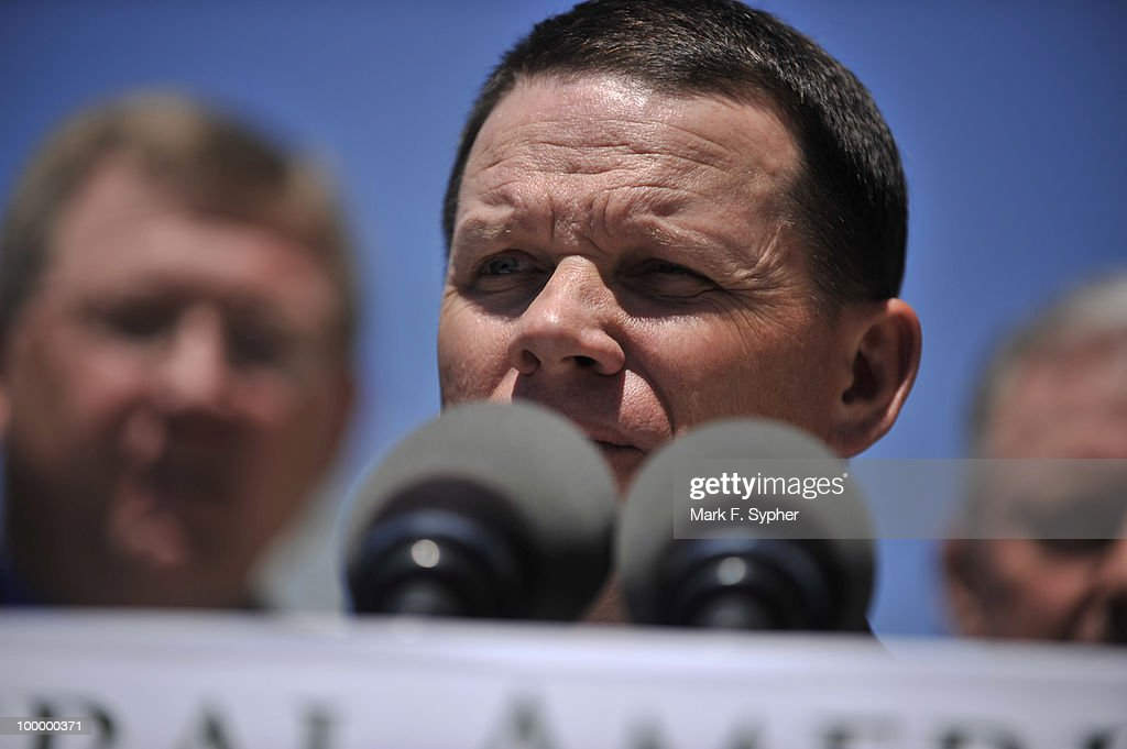 Rep. Sam Graves (R-MO), Co-Chair of the Rural America Solutions Group, spoke out at a press conference on Tuesday May 19, 2009 against the Democrats' national energy tax which is under consideration this week by the Energy and Commerce Committee.