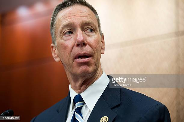 Rep Stephen Lynch DMass conducts a news conference in the Capitol Visitor Center on legislation that calls for disclosure of 28 blacked out pages of...