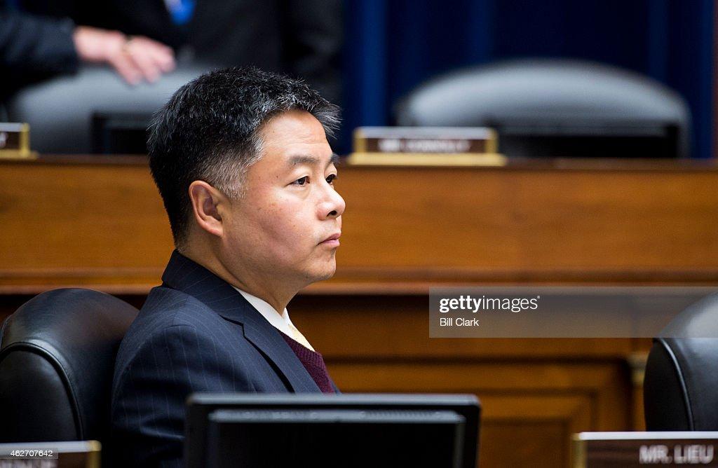 Rep. Ted Lieu... : News Photo