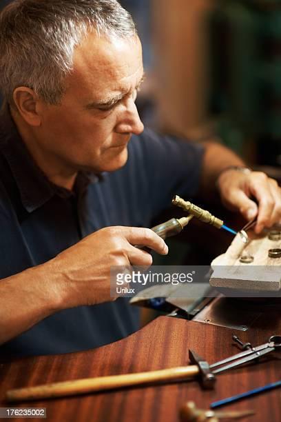 Réparer anneaux de