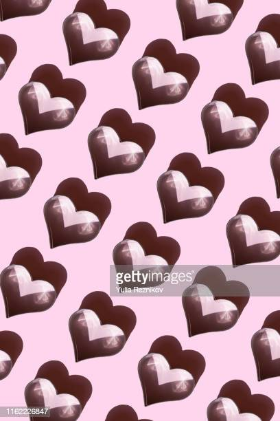 Seamless Heart Wallpaper Background Stock Pictures Royalty Free Photos Images Getty Images