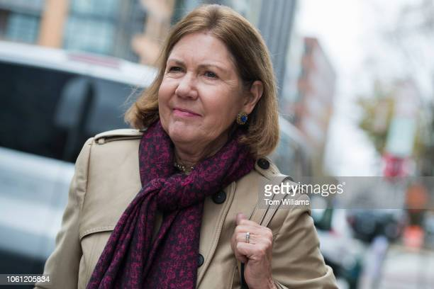 Repelect Ann Kirkpatrick DAriz arrives for New Member Orientation at the Courtyard Marriott in SE on November 13 2018