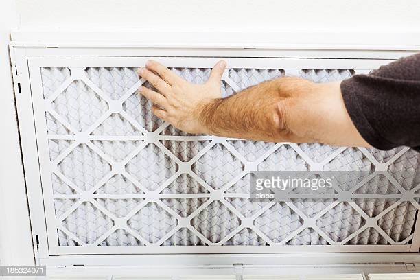 Replacing AC Filter