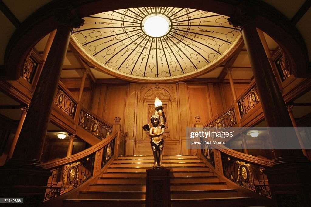 Titanic Artifacts Go On Display In San Francisco : News Photo