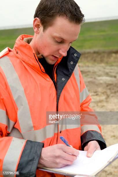 Report results of soil samples