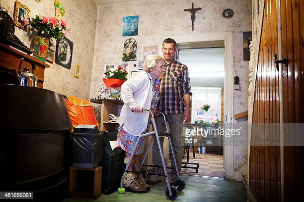 Reportage on family carers A family carer is a person who helps someone in their family when they lose their autonomy due to illness or old age...