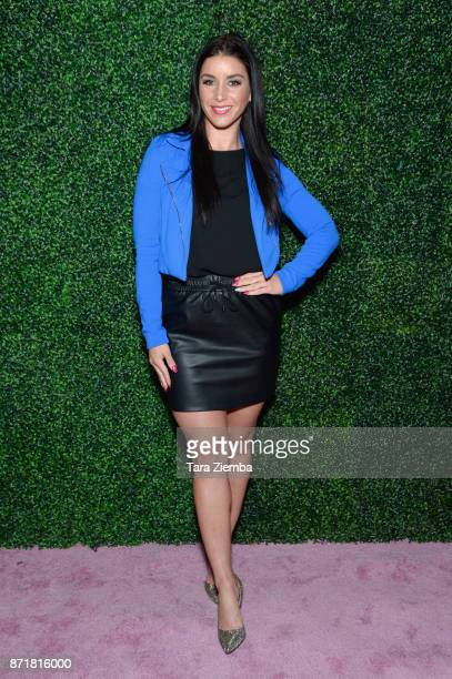 Reporter Ashley Parker attends Stylecon OC at OC Fair and Event Center on November 4 2017 in Costa Mesa California