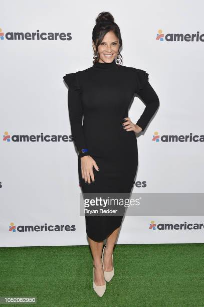 Reporter Darlene Rodriguez attends the 2018 Americares Airlift Benefit on October 13 2018 in White Plains New York