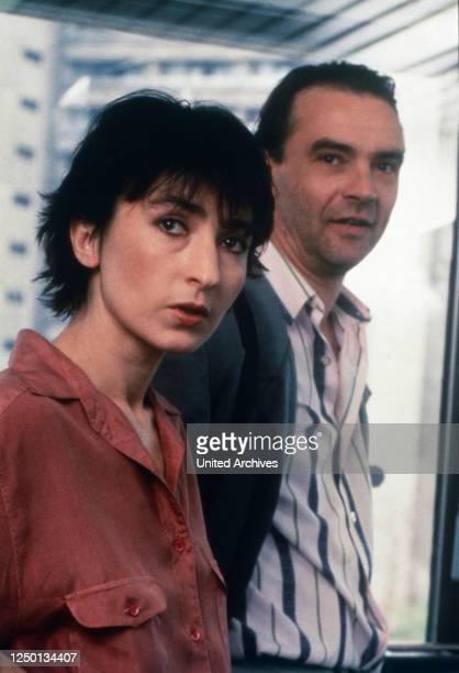 Reporter, Fernsehserie, Deutschland 1989, Darsteller: Renan Demirkan, Walter Kreye.