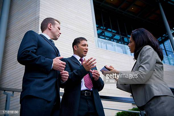 reporter interview - local government building stock pictures, royalty-free photos & images