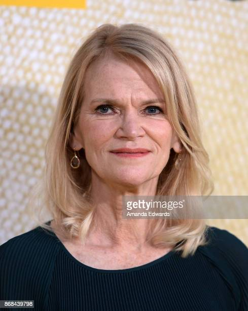 Reporter Martha Raddatz arrives at the premiere of National Geographic's The Long Road Home at Royce Hall on October 30 2017 in Los Angeles California