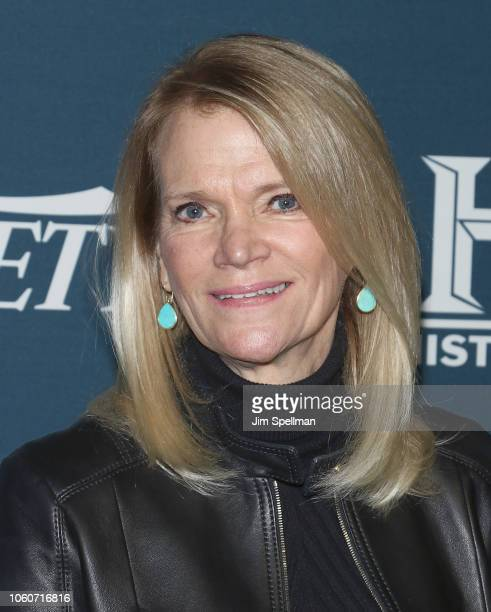 Reporter Martha Raddatz attends the 2nd Annual Variety Salute to Service at Cipriani Downtown on November 12 2018 in New York City