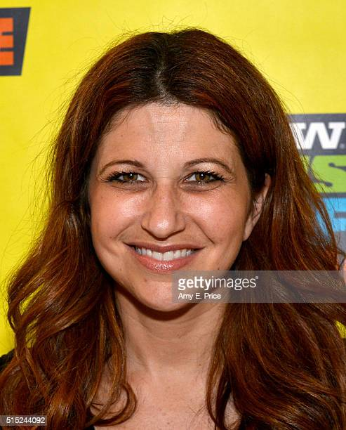 Reporter Rachel Nichols attends 'The New Church: Sport as Currency of American Life' during the 2016 SXSW Music, Film + Interactive Festival at Four...