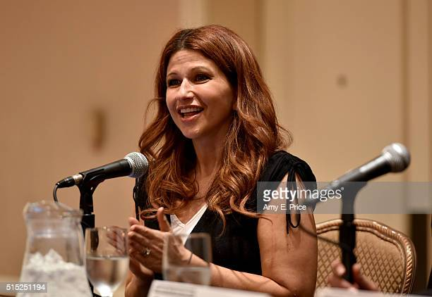 ESPN reporter Rachel Nichols speaks onstage at 'The New Church Sport as Currency of American Life' during the 2016 SXSW Music Film Interactive...